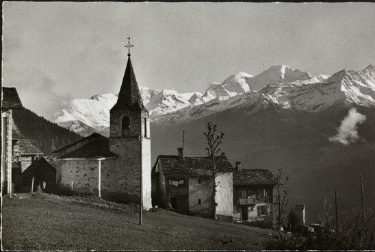 Eglise de Verbier