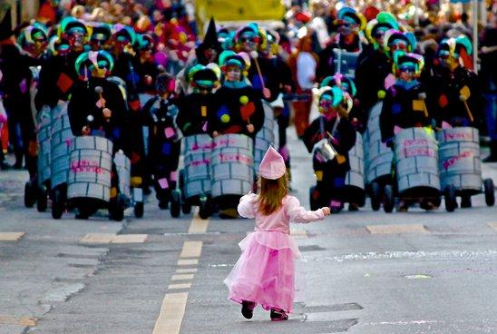 Carnaval de Sierre 2012