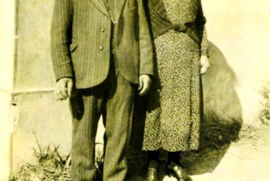 Grand-Papa et Grand-Maman de Riddes