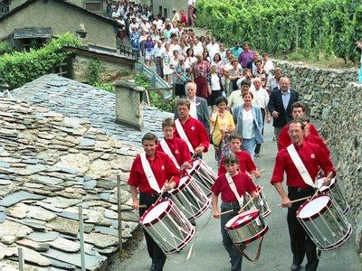 Les Tambours d'Octodure