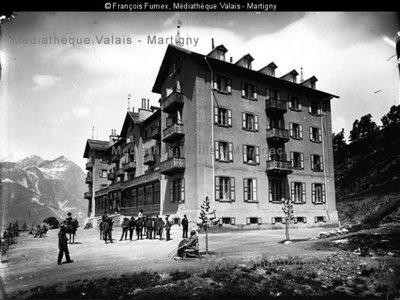 Hôtel Riffelalp, Zermatt