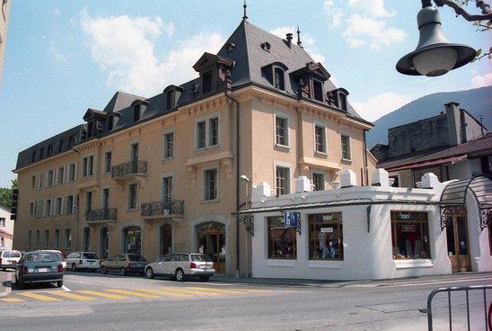 Hôtel Kluser