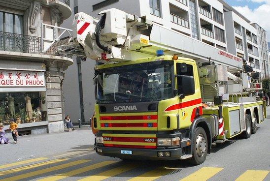 Congrès suisse des Sapeurs Pompiers