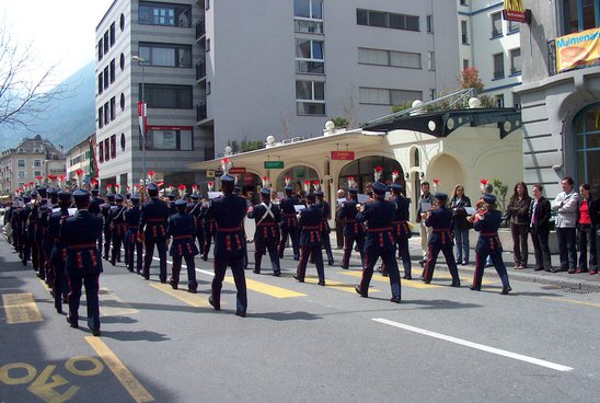 Fanfare municipale de Salvan