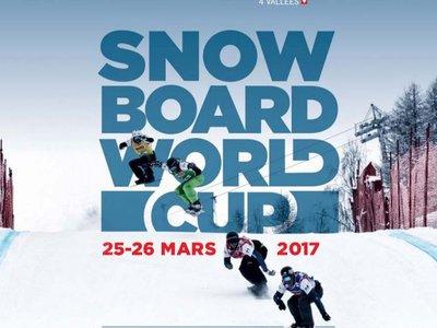 FIS Snowbord World Cup Cross (SBX) Veysonnaz 2017