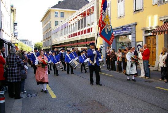 Fanfare Edelweiss de Martigny-Bourg