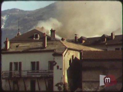 Incendie Hôtel Terminus