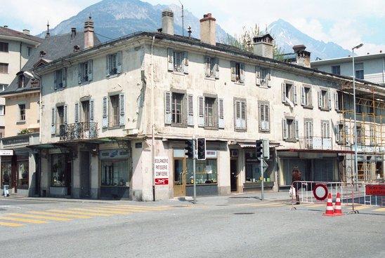 Boulangerie Pâtisserie Confiserie