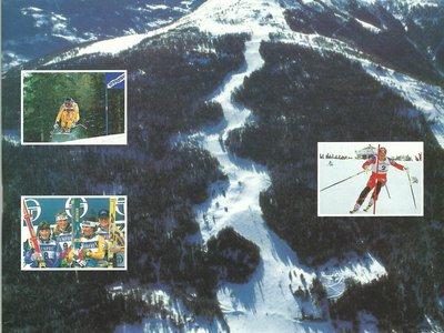 Piste de l'Ours FIS Ski World Cup 1998