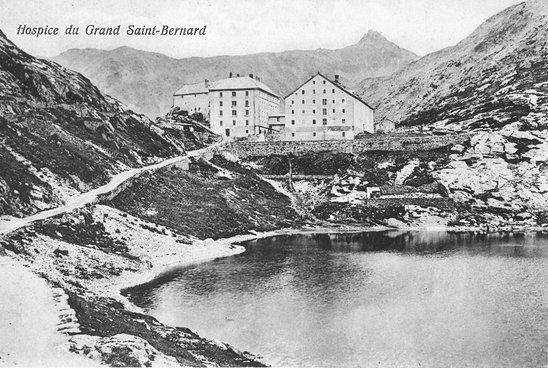 Hospice du Grand Saint-Bernard