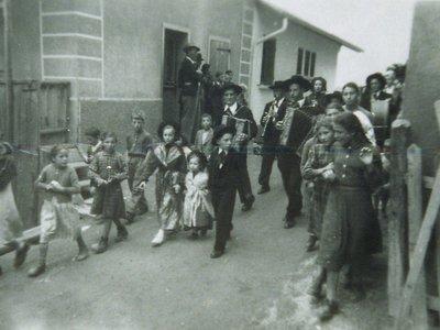 Fête folklorique à Isérables