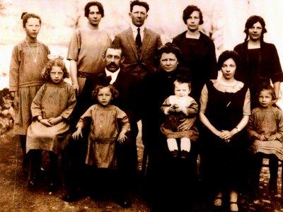 Famille Denicole à Saxon