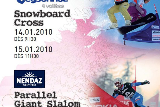 LG Snowboard Cross FIS WORLD CUP