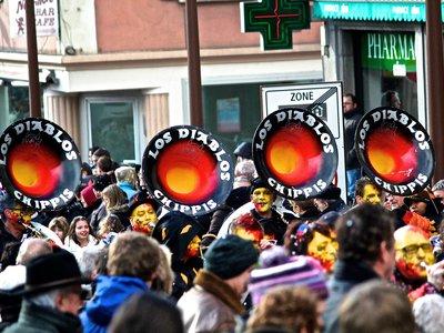 Carnaval Sierre 2013