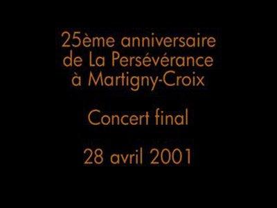 Fanfare La Persévérance de Martigny-Croix