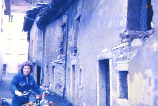 Granges à la rue des Moulins, au Bourg