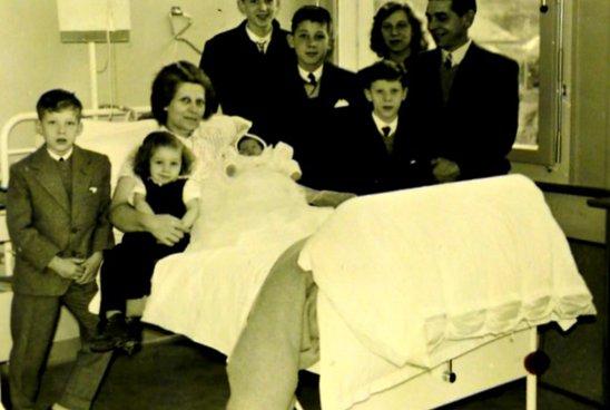 Maternité de l'hôpital de Martigny