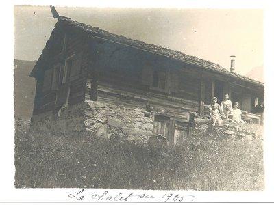 Chalet Joli Site