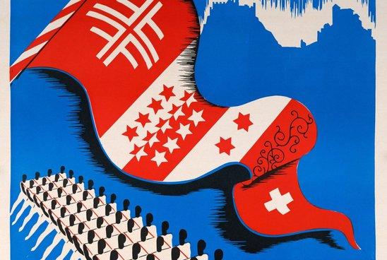 Fête Cantonale de Gymnastique 24-25 juin 1939
