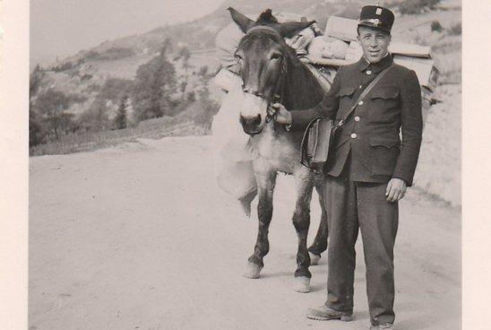 Alfred Cordonier  Chermignon 1924