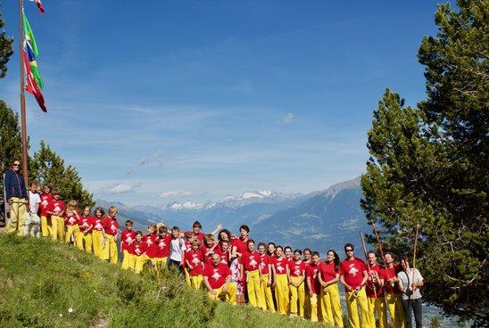 Camp 2017 Capoeira dos Alpes
